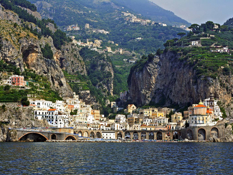 amalfi coast excursion by car3